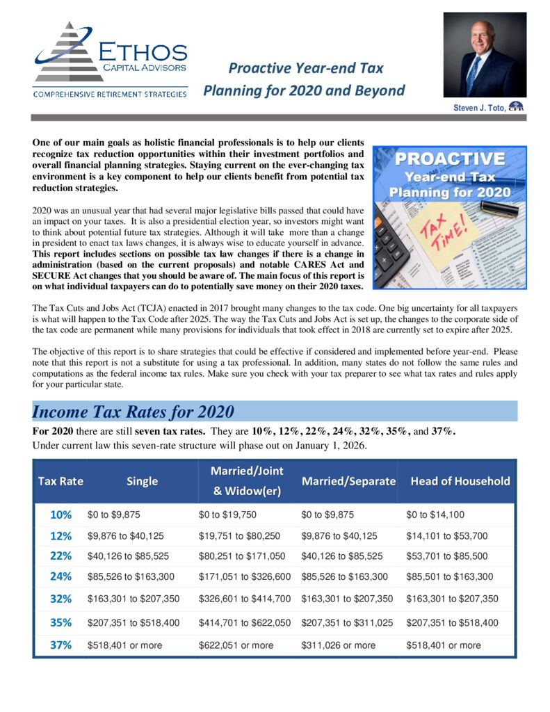 thumbnail of 2020 – Year End Tax Report