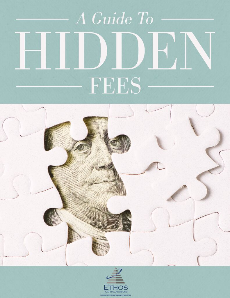 A Guide To Hidden Fees