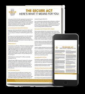 Ed Slott Secure Act Guide